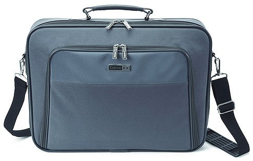 "Сумка для ноутбука Dicota Base XX Business Notebookcase 17.3"" Grey N24148P"