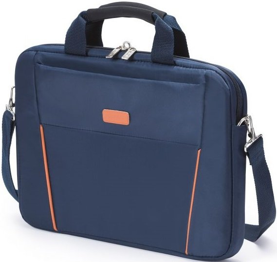 Сумка для ноутбука Dicota Slim Case BASE 14-15.6 Blue/Orange (D30999)