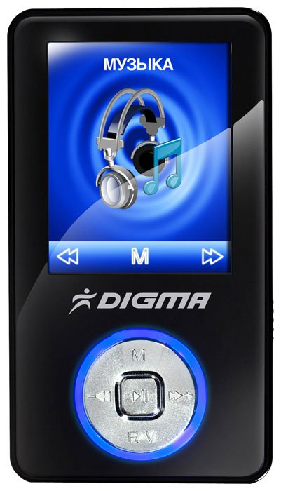 Flash - плеер Digma MP635 4Gb