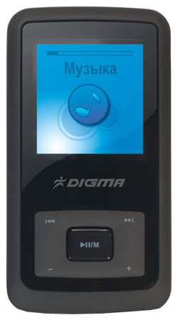 Flash - плеер Digma MP719 2Gb