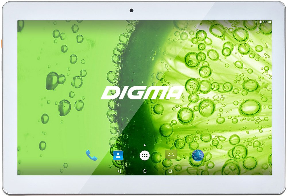 Планшет Digma Optima 1507 White 8GB 3G
