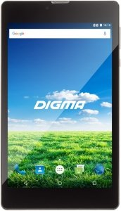 Планшет Digma Plane 7700T 8GB LTE Black icon