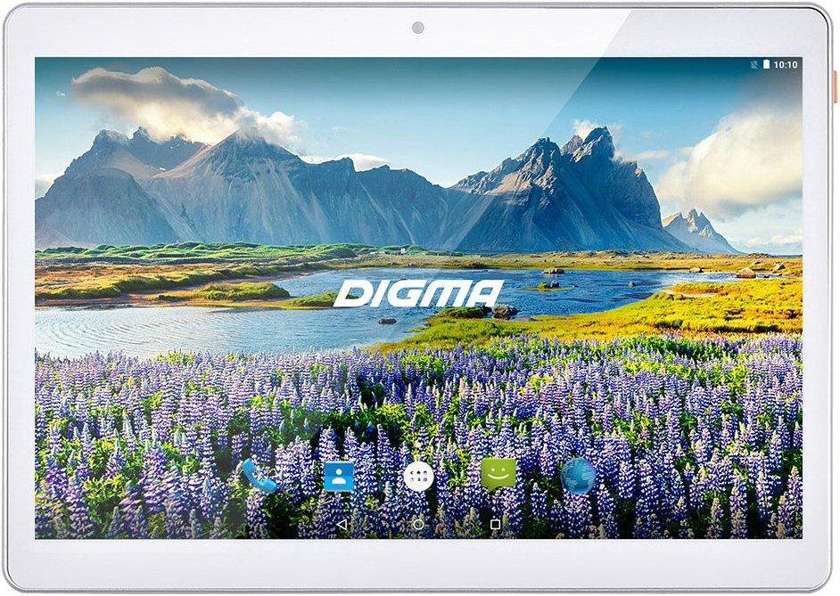Планшет Digma Plane 9634 32Gb 3G White фото