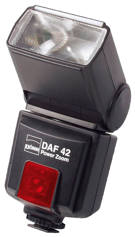 Вспышка Doerr DAF-42 Power Zoom Flash for Pentax