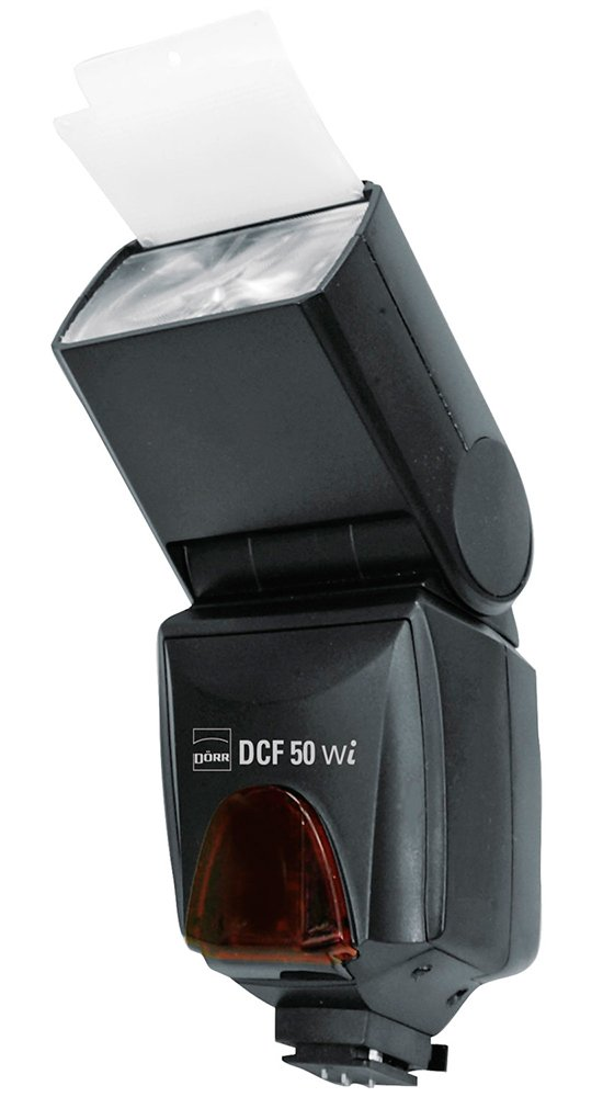 Вспышка Doerr DCF-50 Wi Digital Power Zoom Flash for Sony  фото