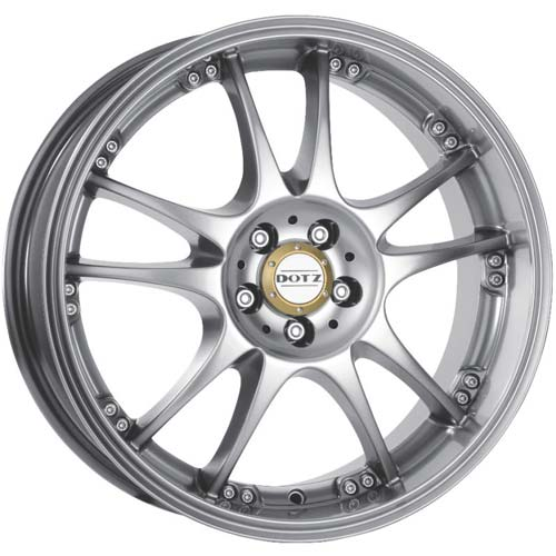 Литой диск Dotz Brands Hatch 6,5x15 5x110 ET35 D65,1