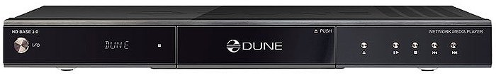 ����������� ������������� Dune HD Base 3.0 + HDD 2Tb