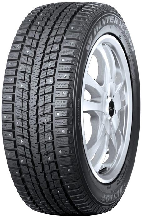 Зимняя шина Dunlop SP Winter Ice 01 235/55R18 100T