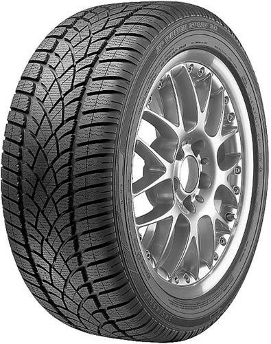 Зимняя шина Dunlop SP Winter Sport 3D 255/60R18 107H