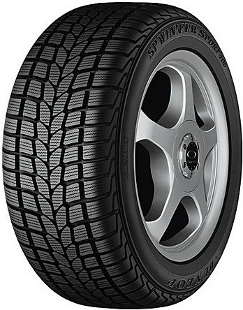 Зимняя шина Dunlop SP Winter Sport 400 265/55R18 108H