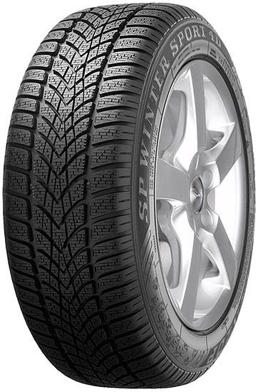 Зимняя шина Dunlop SP Winter Sport 4D 215/70R16 100T
