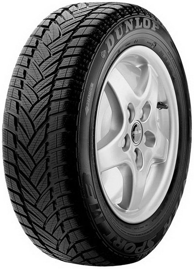 Зимняя шина Dunlop SP Winter Sport M3 265/60R18 110H