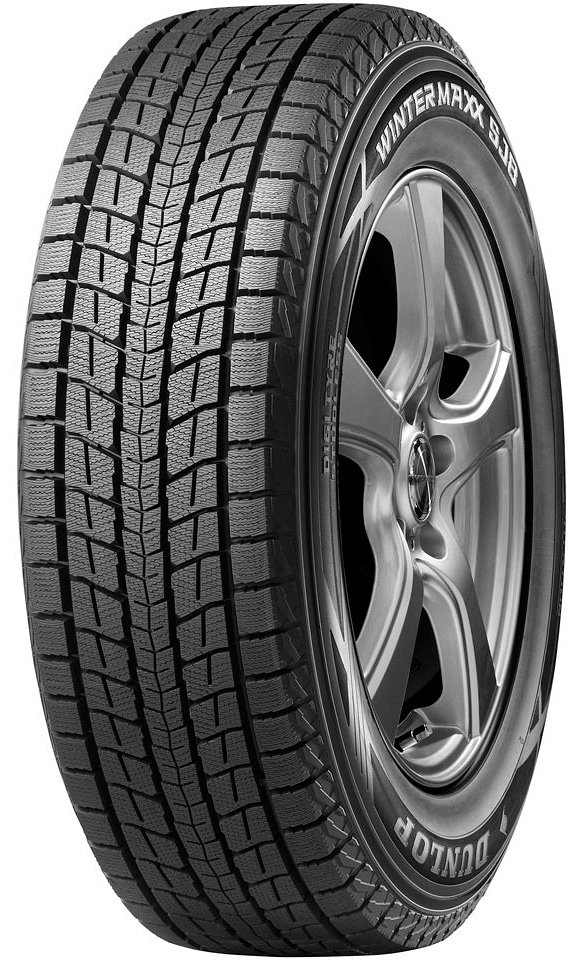 Зимняя шина Dunlop Winter Maxx SJ8 255/50R19 107R