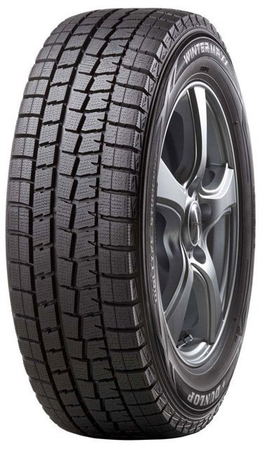 Зимняя шина Dunlop Winter Maxx WM01 255/45R18 103T фото
