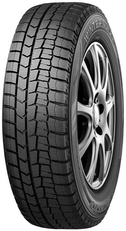 Зимняя шина Dunlop Winter Maxx WM02 215/55R17 94T фото