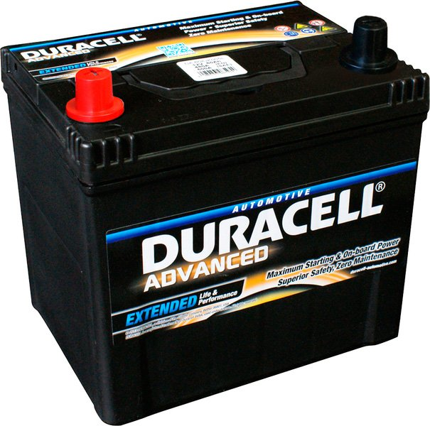 Аккумулятор Duracell Advanced JL+ (60Ah)