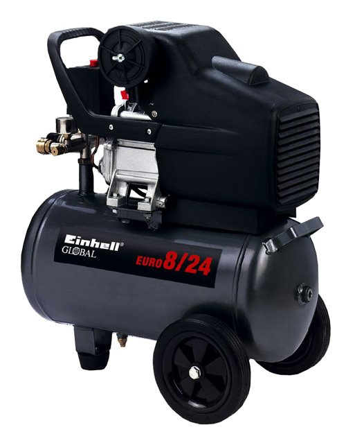 Компрессор Einhell Global EURO 8/24
