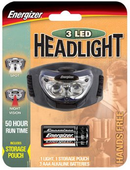 Фонарь Energizer LED HEADLIGHT фото