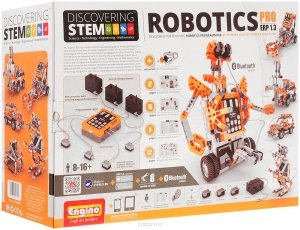 Конструктор Engino Discovering Stem STEM70 Robotics ERP1.3 Pro Edition с BT