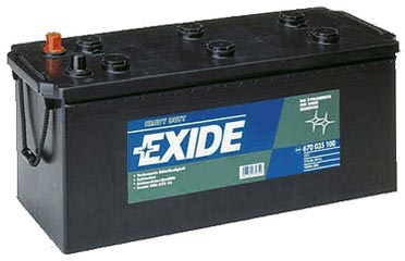 ����������� Exide Heavy Duty (110Ah)