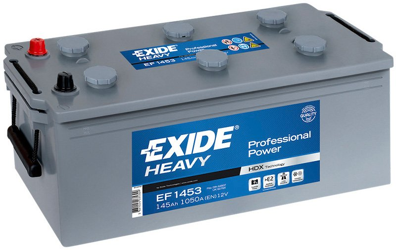 Аккумулятор Exide Professional Power EF1453 (145Ah)