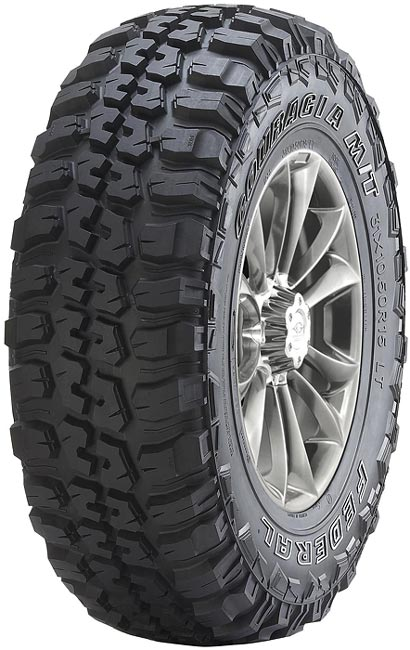 ����������� ���� Federal Couragia M/T 265/80R15 109R