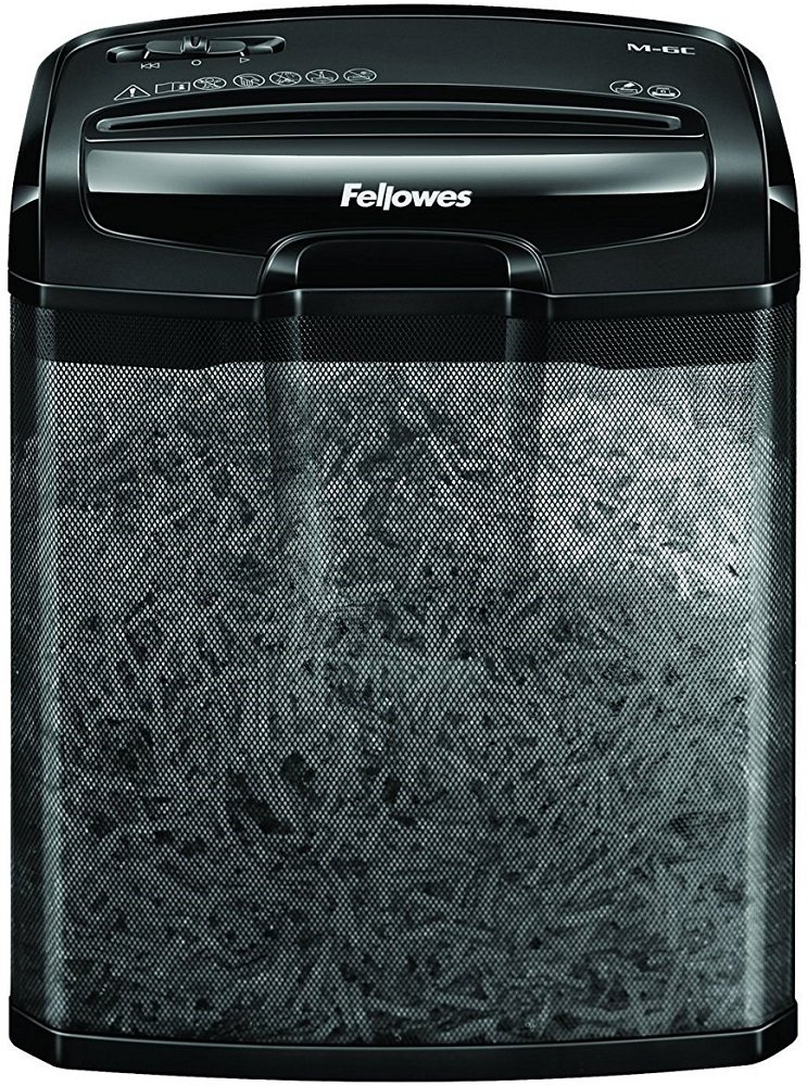 Шредер Fellowes M-6C (FS-46021)