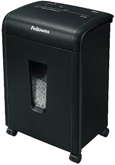Шредер Fellowes Microshred 62MC (FS-46852)