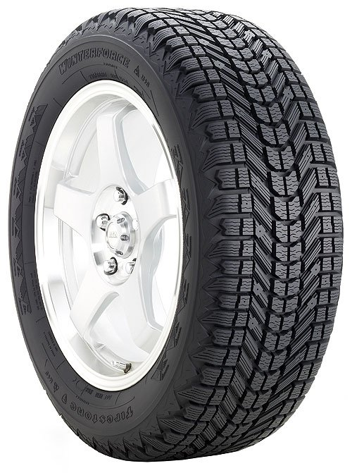 Зимняя шина Firestone Winterforce 265/75R15 112S