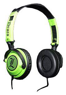 Наушники Fischer Audio Draco Green