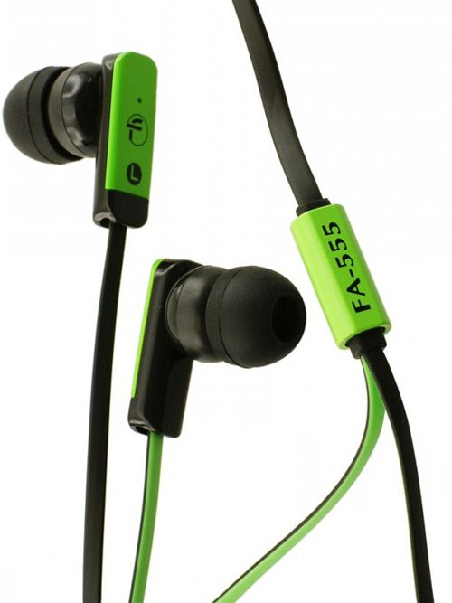 �������� Fischer Audio FA-555 Green