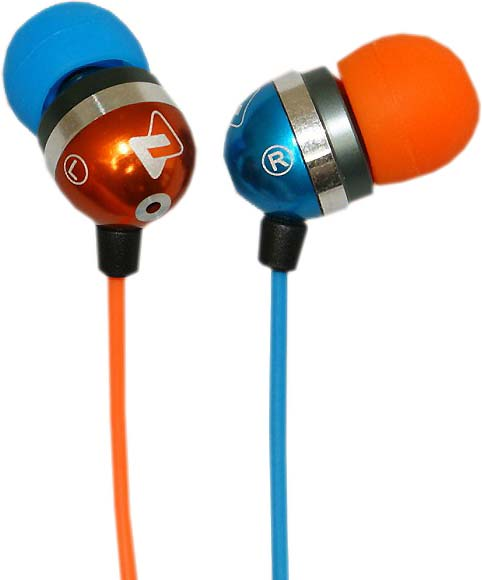 Наушники Fischer Audio Totem OOG Orange