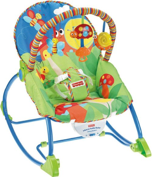 Шезлонг Fisher-Price P3334