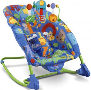 Шезлонг Fisher-Price T4257
