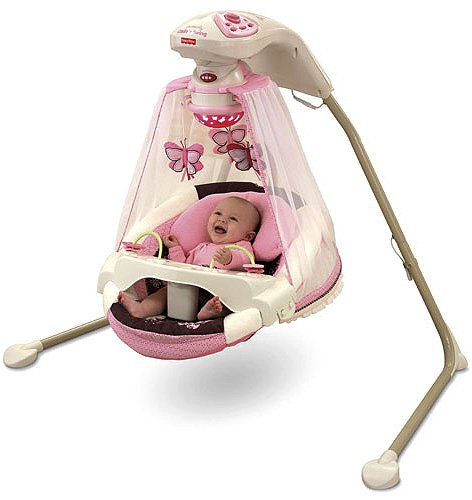 Качели Fisher-Price T4522 Butterfly