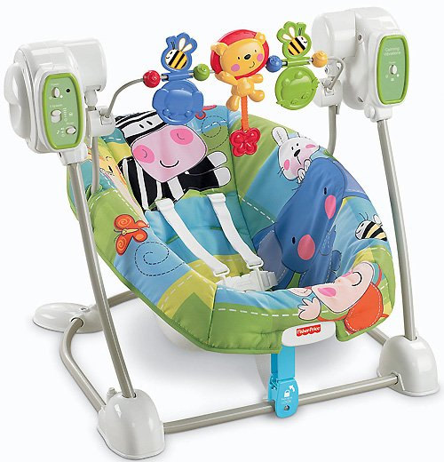 Качели Fisher-Price W9493 Discover and Grow