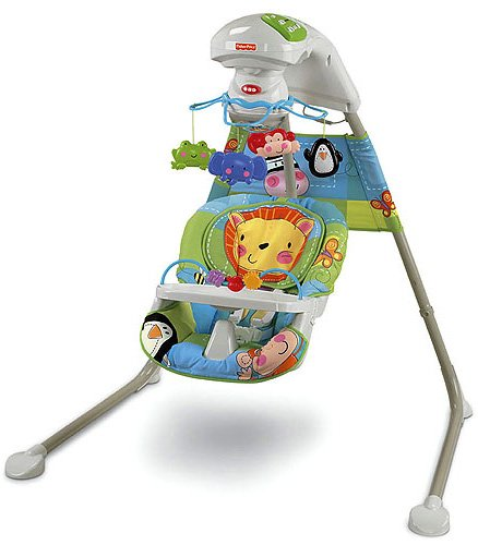 Качели Fisher-Price W9507 Discover and Grow