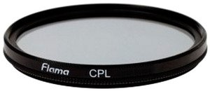 Светофильтр Flama CPL Filter 58mm