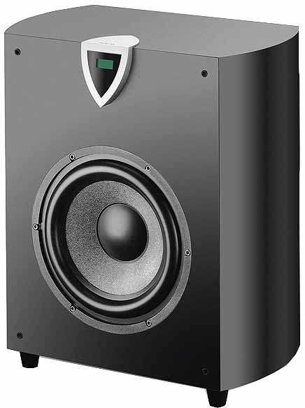 Активный сабвуфер Focal-JMLab Profile SW 908 Diamond black