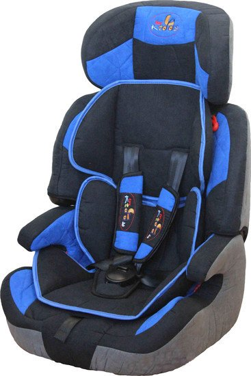 Автокресло Forkiddy Trevel soft
