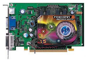 Видеокарта Foxconn 8500GT-512 GeForce 8500GT 512Mb 128bit