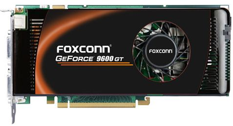 Видеокарта Foxconn 9600GT-512N GeForce 9600GT 512Mb 256bit
