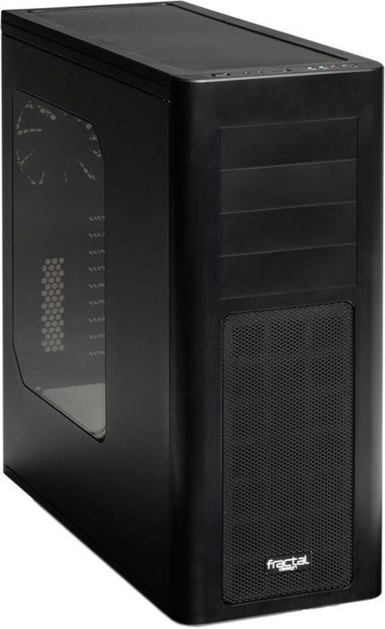 Корпус для компьютера Fractal Design Arc XL (FD-CA-ARC-XL-BL-W)