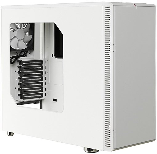 Корпус для компьютера Fractal Design Define R4 Arctic White Window (FD-CA-DEF-R4-WH-W) фото