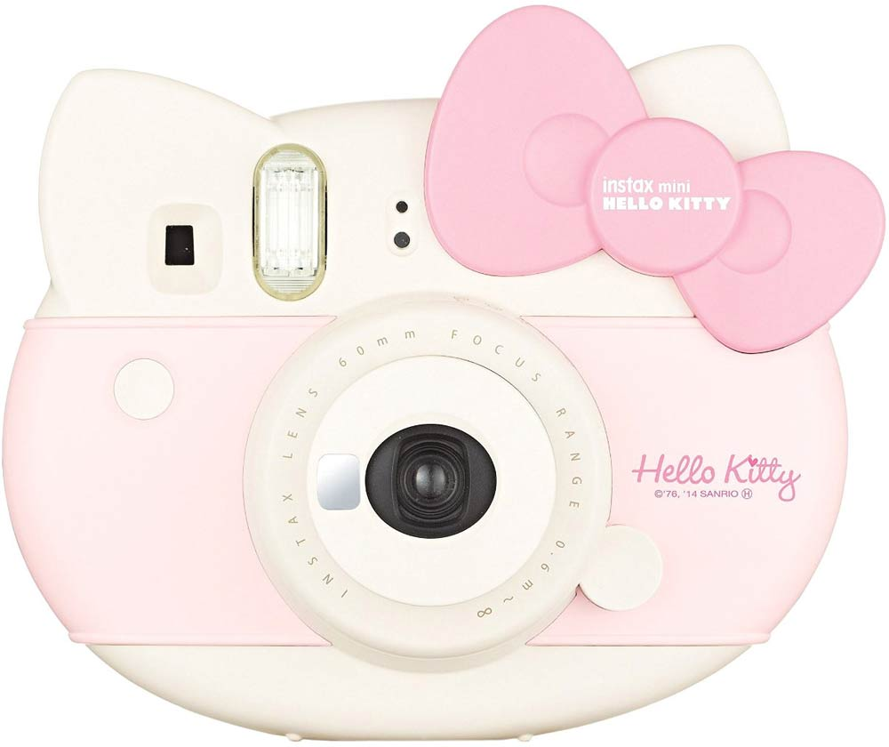Фотоаппарат Fujifilm Instax mini HELLO KITTY