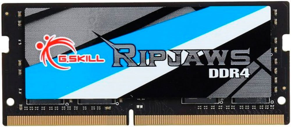 Модуль памяти G.Skill Ripjaws (F4-2400C16S-16GRS) DDR4 PC4-19200 16Gb фото