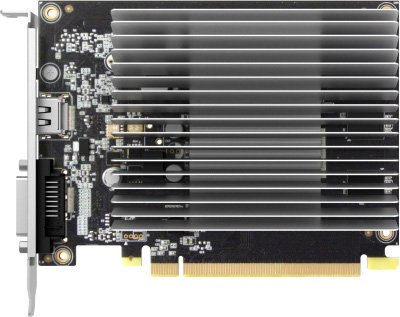 Видеокарта Gainward 426018336-3927 GeForce GT 1030 SilentFX 2GB GDDR5 128bit фото