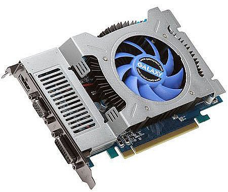 ���������� Galaxy GeForce GT 240 1024Mb DDR3 128bit