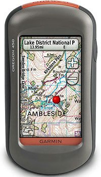 ������������� GPS-��������� Garmin Oregon 450