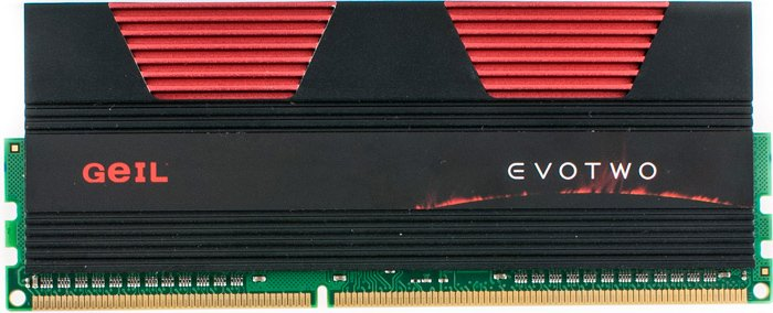 Комплект памяти Geil Evo Two GET332GB1600C9QC DDR3 PC3-12800 4x8GB